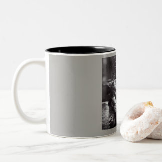 TEA LOVERS Two-Tone COFFEE MUG