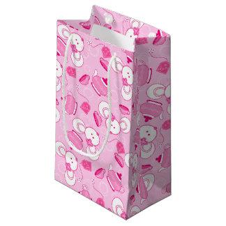 Tea mice small gift bag