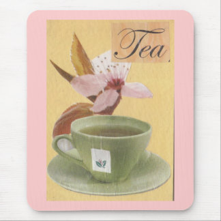 Tea Mouse Pad