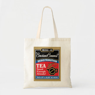 TEA Party 100% Cotton Tote