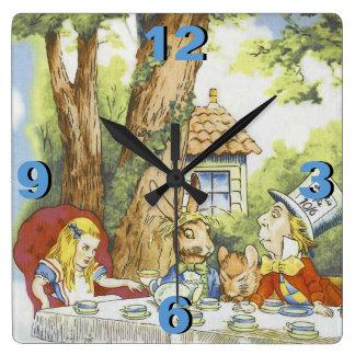 Tea Party 1 Clocks