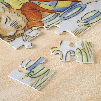 Tea Party 1 Jigsaw Puzzle