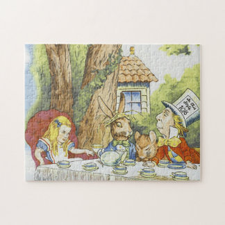 Tea Party 1 Jigsaw Puzzle