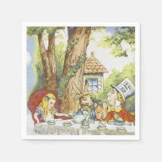Tea Party 1 Paper Napkin