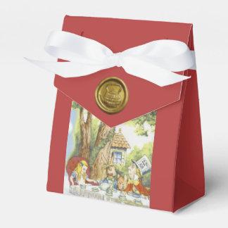 Tea Party 1 Party Favor Box