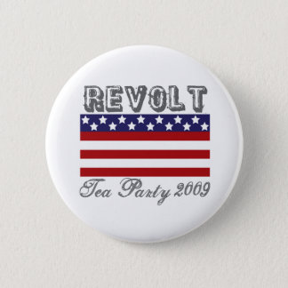 tea party 2009 2 inch round button