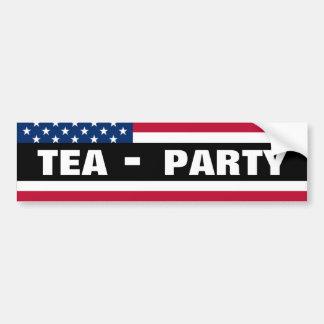 TEA-Party Bumper Sticker