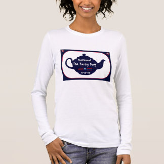 Tea Party Commerative T-Shirt