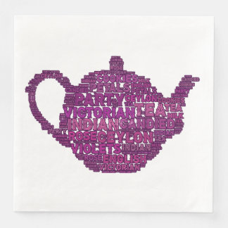 Tea party Dinner Paper Napkins