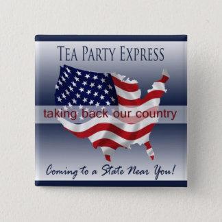 Tea Party Express Button
