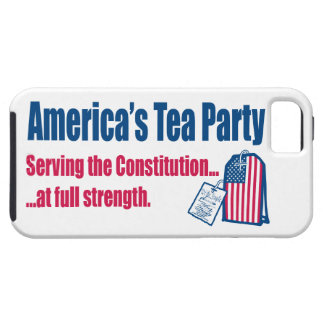 Tea Party iPhone 5 Case