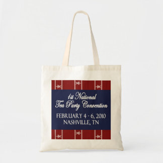 Tea Party National Convention Tote Bag