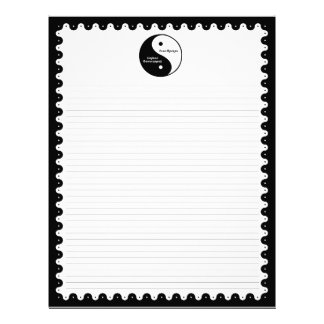 Tea Party Patriot Customizable Letterhead