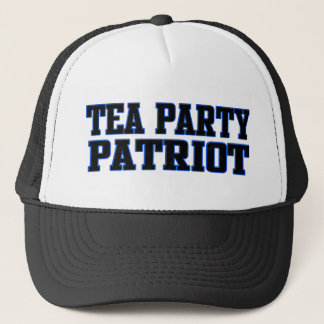 Tea Party Patriot Trucker Hat