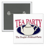 Tea Party Tax Day button