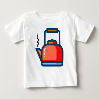 Tea Pot Baby T-Shirt