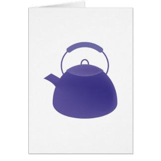 Tea Pot Greeting Cards