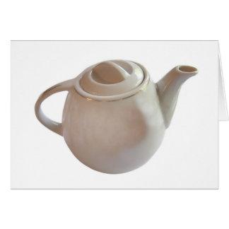 Tea Pot Card