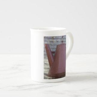 Tea Pot Mug Bone China Mug