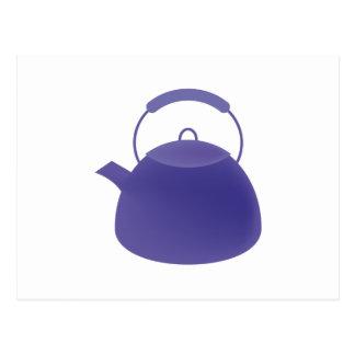 Tea Pot Postcard