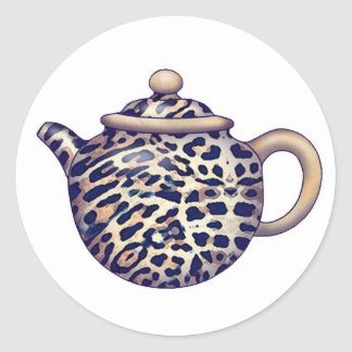 Tea Pot Stickers