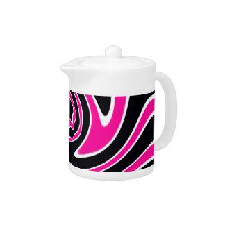 Tea pots with elegant Modern Original Art Design