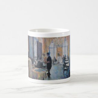 Tea room in Vienna Coffee Mug