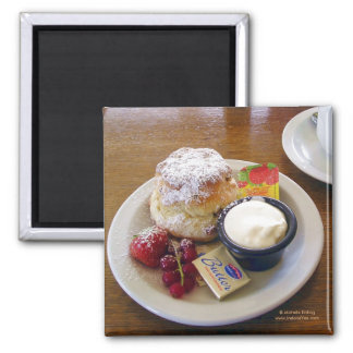 Tea & Scones Magnet