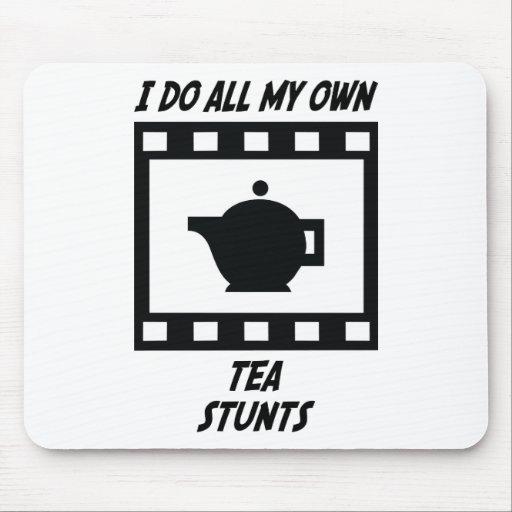 Tea Stunts Mouse Mat