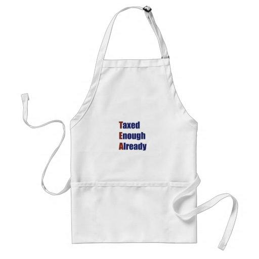 TEA - Taxed Enough Already Apron
