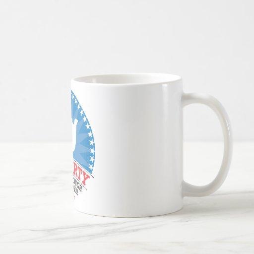 TEA, Taxed Enough Already Party Coffee Mug