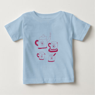 Tea Time Babies Fine Jersey T-Shirt
