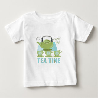 Tea Time Baby T-Shirt