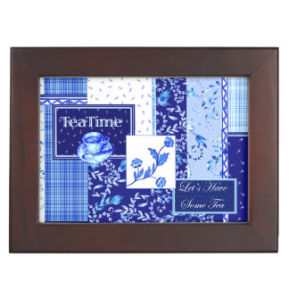 Tea Time Box, 1 Memory Box
