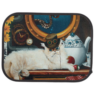 Tea Time Car Mat