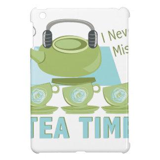 Tea Time Case For The iPad Mini