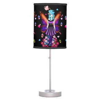 Tea-Time Fairy Table Lamp