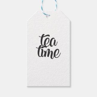 Tea Time Gift Tags