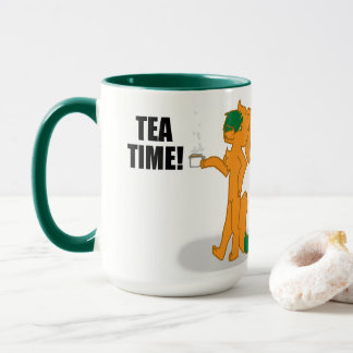 Tea Time! Mango Tea Mug