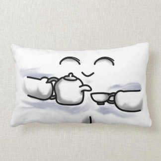 Tea time of pillow