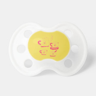 Tea Time Pacifier