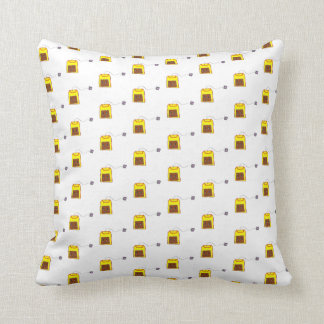 Tea Time Pillow