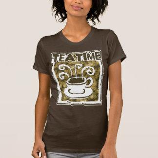 Tea Time Steamy Cup of Tea T-Shirt