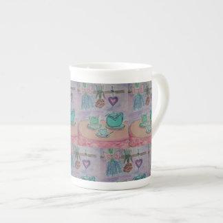 tea-time tea cup