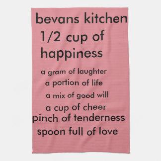 tea   towel on life