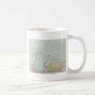 tea with mint coffee mug