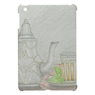 tea with mint iPad mini cases