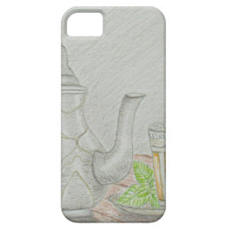 tea with mint iPhone 5 case