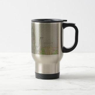 tea with mint travel mug