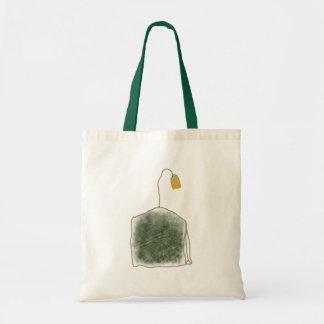 teabag tote bag